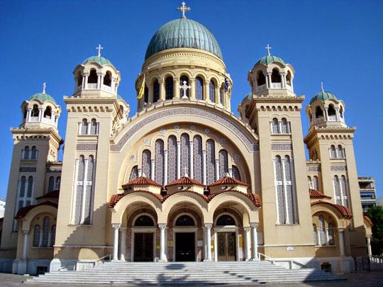Ιερός Ναός Αγίου Ανδρέα στην Πάτρα